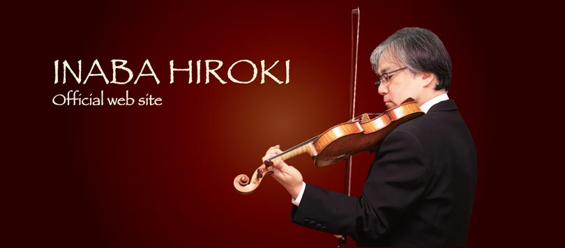 INABA HIROKI official web site